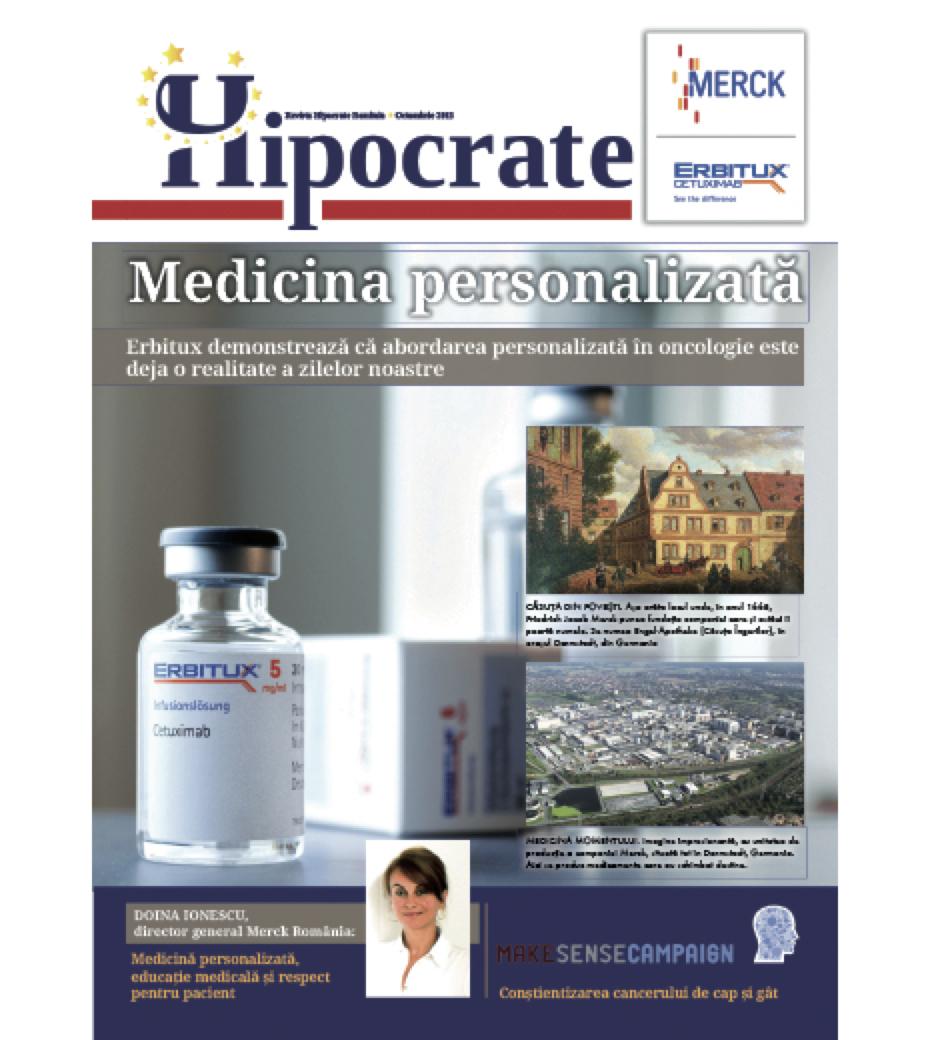 Merck - medicina personalizata