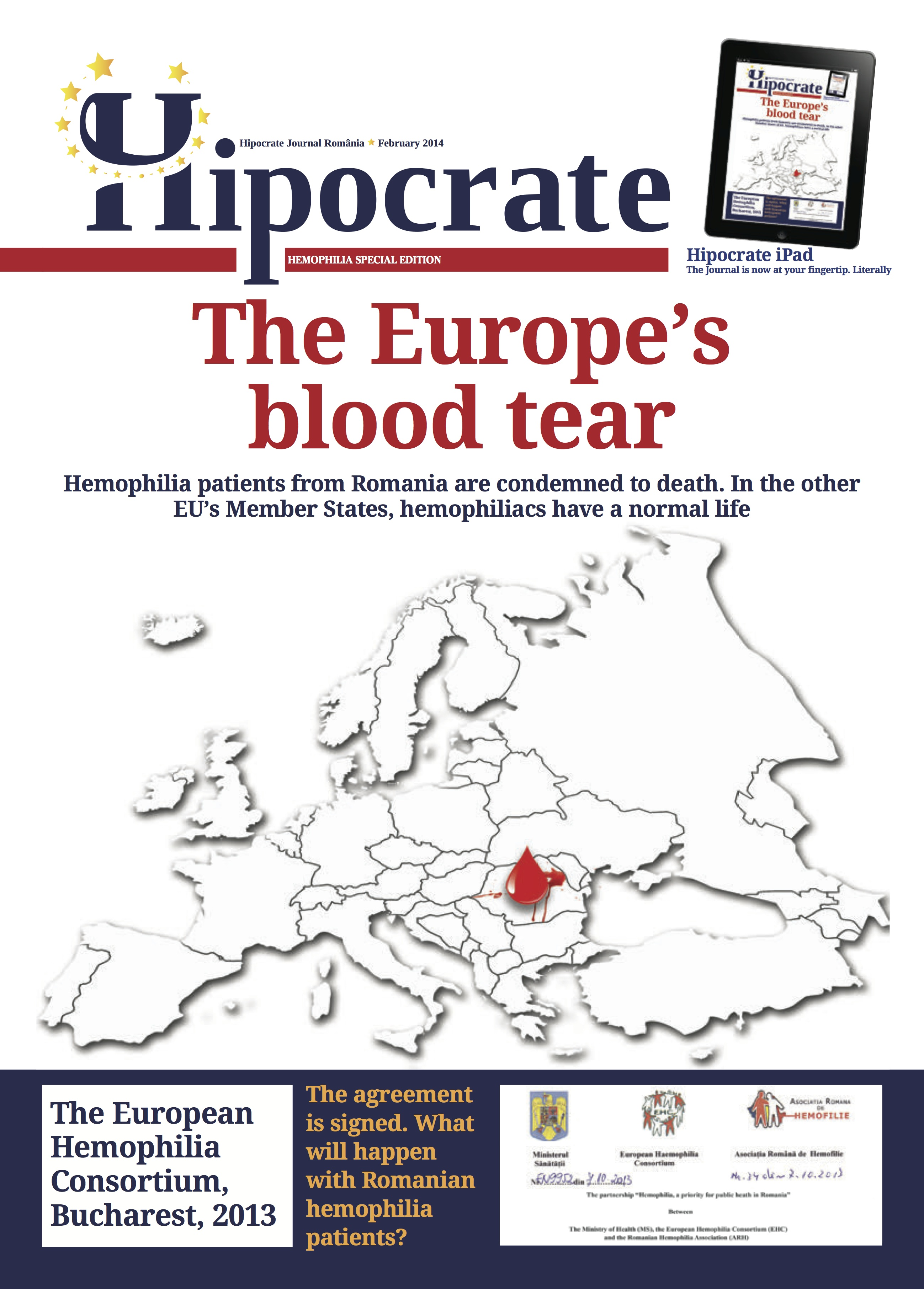 Hipocrate Journal Haemophilia special issue