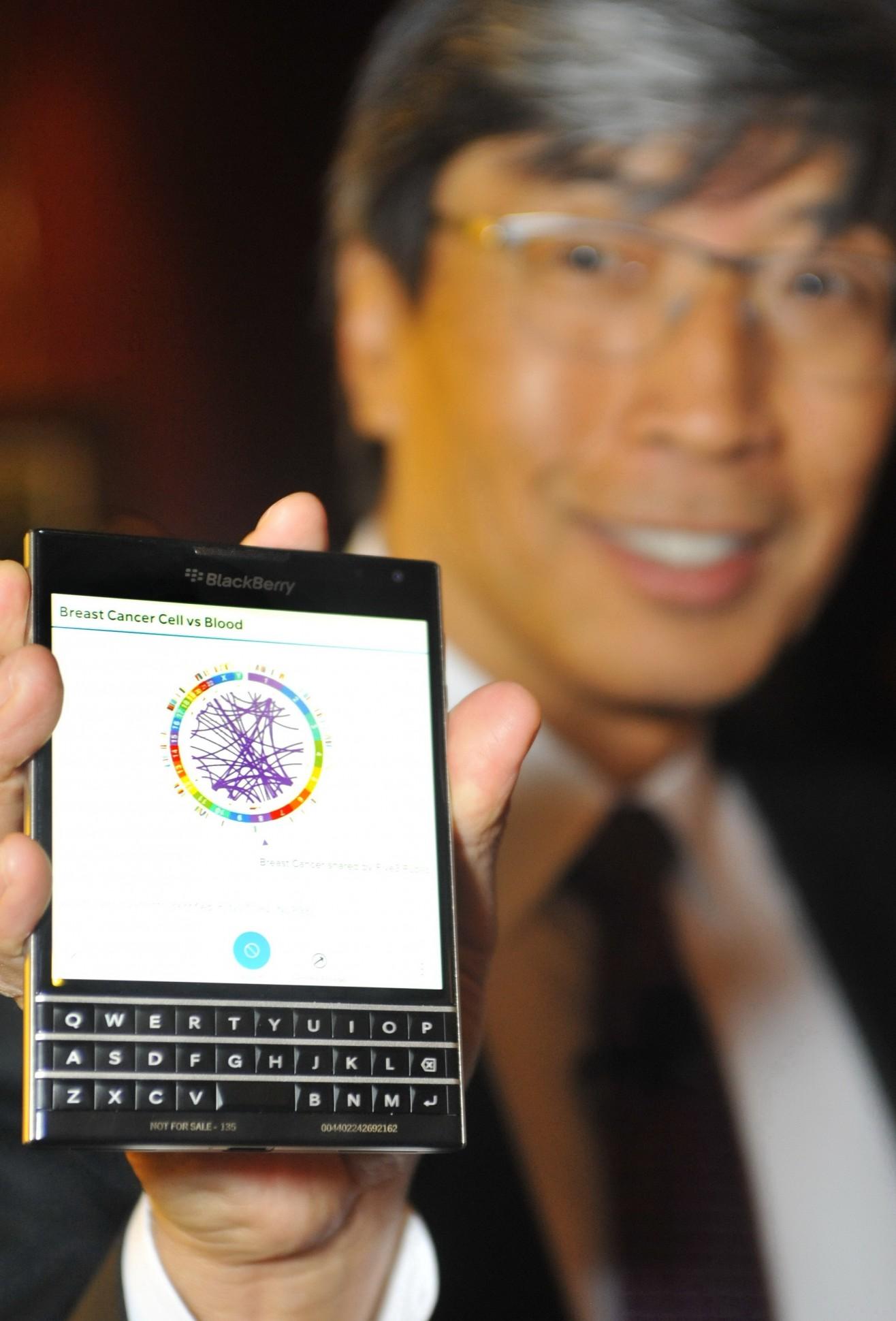 Blackberry Genome