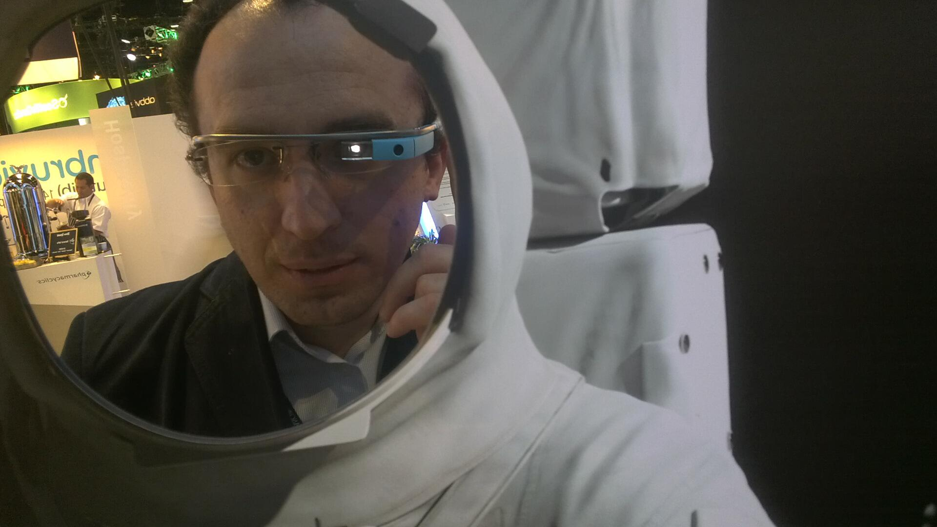 foto marius geanta ochelari google