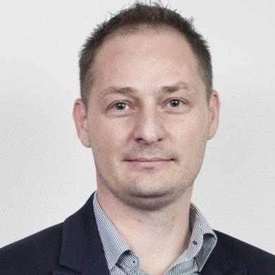 Petru Gradinariu, Corporate Affairs and Communication Manager, GSK Roman...