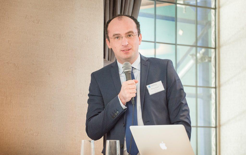 Dr Marius Geanta - speech ONU