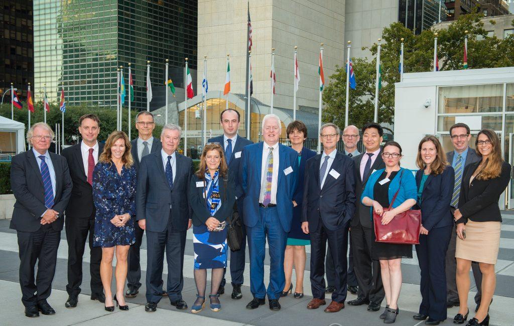 Speakeri simpozion ONU