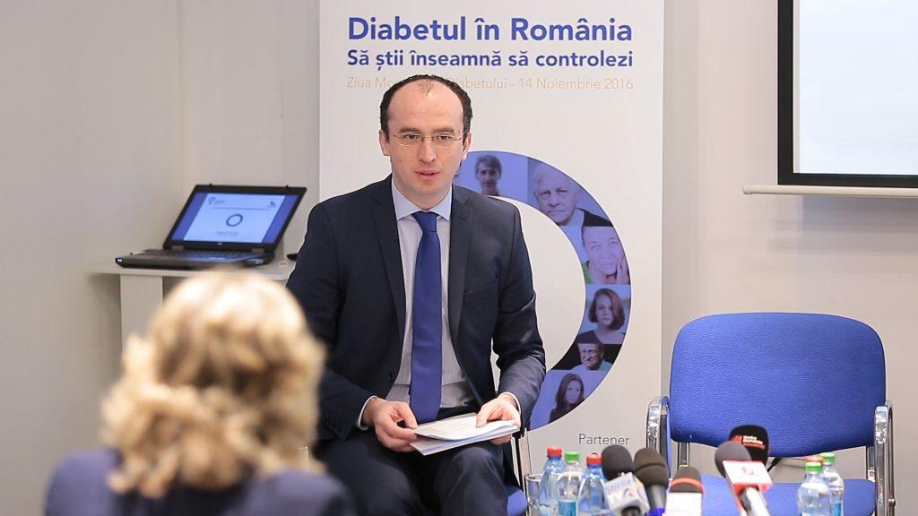 Dr. Marius Geanta - Ziua Mondiala a Diabetului 2016